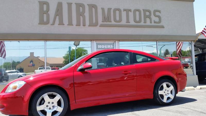 2010 Chevrolet Cobalt for sale at BAIRD MOTORS in Clearfield UT