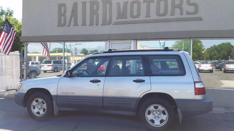 2001 Subaru Forester AWD L 4dr Wagon - Clearfield UT