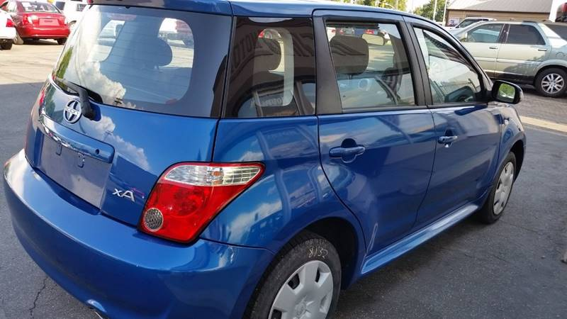 2006 Scion xA 4dr Hatchback w/Automatic - Clearfield UT