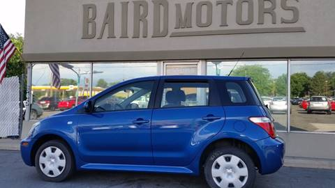 2006 Scion xA for sale at BAIRD MOTORS in Clearfield UT
