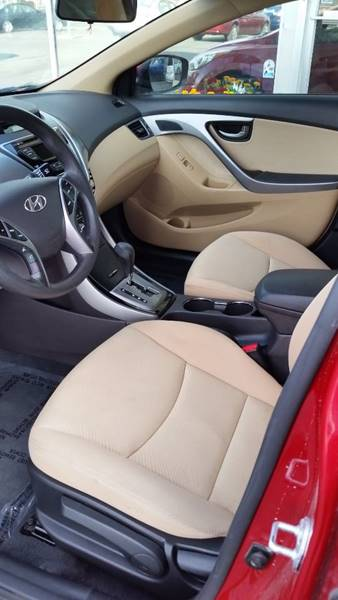 2013 Hyundai Elantra GLS 4dr Sedan - Clearfield UT