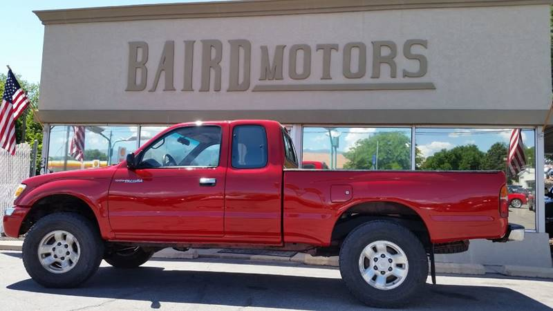 1998 Toyota Tacoma 2dr SR5 4WD Extended Cab SB - Clearfield UT
