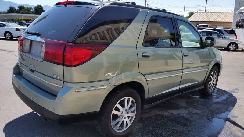 2004 Buick Rendezvous AWD Ultra 4dr SUV - Clearfield UT