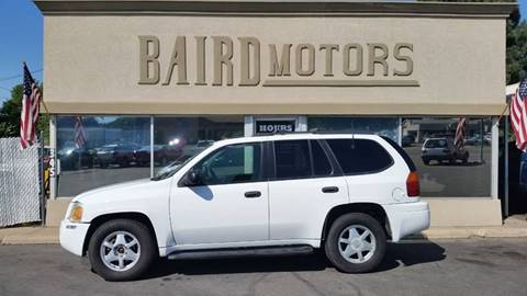 2002 GMC Envoy for sale at BAIRD MOTORS in Clearfield UT