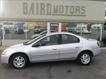 2004 Dodge Neon for sale in Clearfield, UT