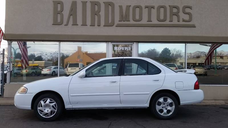 2005 Nissan Sentra for sale at BAIRD MOTORS in Clearfield UT