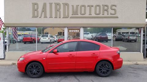 2008 Mazda MAZDA3 for sale at BAIRD MOTORS in Clearfield UT