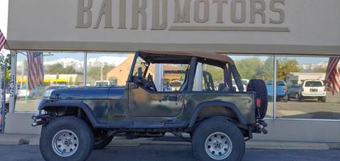 1994 Jeep Wrangler for sale in Clearfield, UT