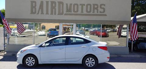 2017 Hyundai Accent for sale in Clearfield, UT