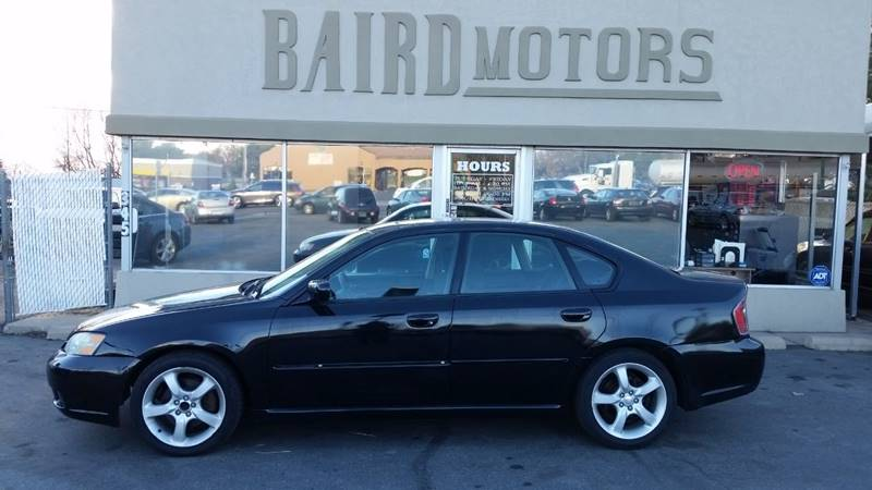 2006 Subaru Legacy AWD 2.5i Limited 4dr Sedan - Clearfield UT