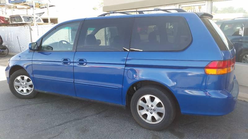 2003 Honda Odyssey EX 4dr Mini-Van - Clearfield UT