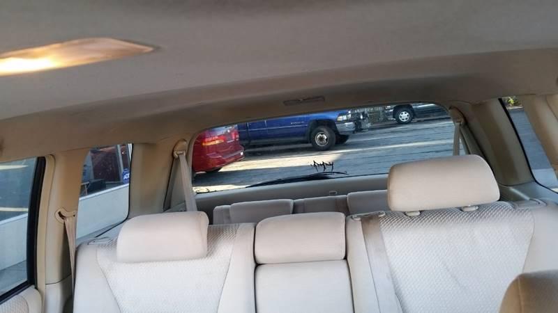 2006 Toyota Highlander AWD 4dr SUV w/3rd Row - Clearfield UT