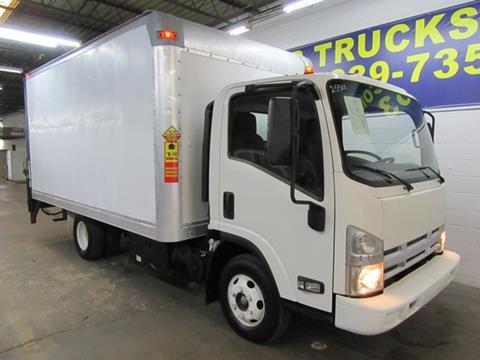 2011 Isuzu NPR Box Van for sale in Arlington, TX
