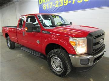 2011 Ford F-250 Super Duty for sale in Arlington, TX