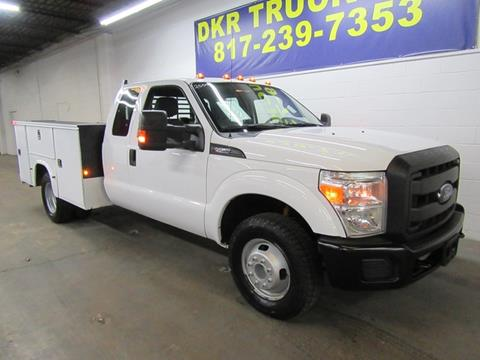 2015 Ford F-350 Super Duty for sale in Arlington, TX