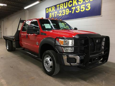 2012 Ford F-550 Super Duty for sale in Arlington, TX