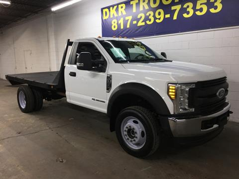 2017 Ford F-450 Super Duty for sale in Arlington, TX