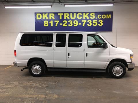 2014 Ford E-Series Wagon for sale in Arlington, TX
