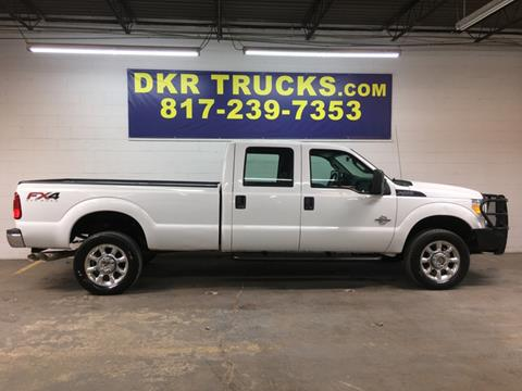 2014 Ford F-350 Super Duty for sale in Arlington, TX