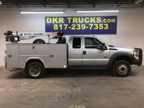 2013 Ford F-450 Super Duty for sale in Arlington, TX