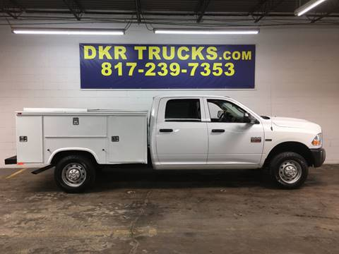 2011 RAM Ram Chassis 2500 for sale at DKR Trucks in Arlington TX