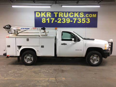 2011 Chevrolet Silverado 2500HD Work Truck for sale at DKR Trucks in Arlington TX