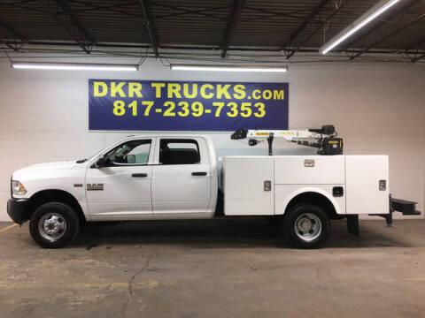 2018 RAM Ram Chassis 3500 for sale at DKR Trucks in Arlington TX