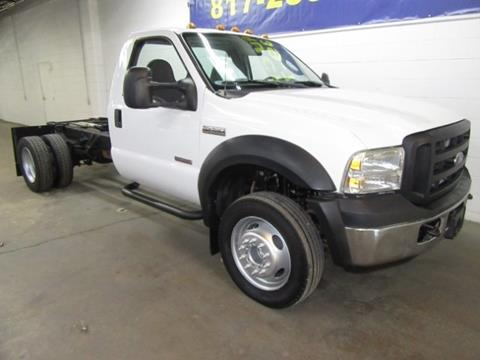 2007 Ford F-450 for sale in Arlington, TX