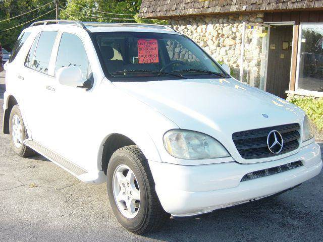 2000 Mercedes Benz M Class ML320   Fort Wayne IN