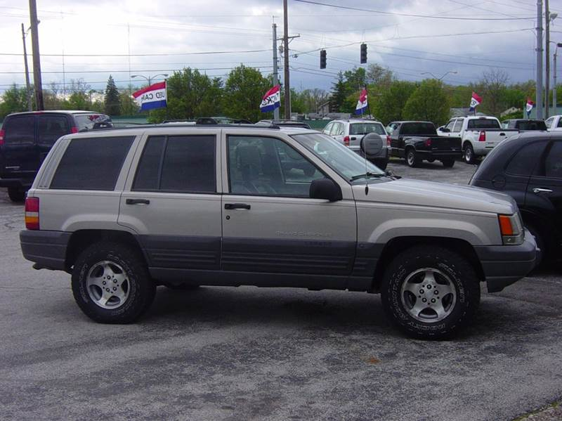 1997 Jeep Grand Cherokee 4dr Laredo 4WD SUV   Fort Wayne IN