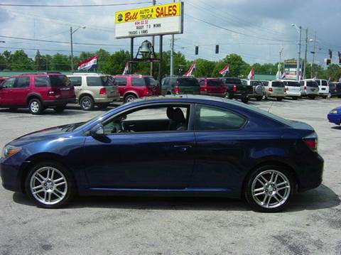 2008 Scion tC for sale at BELL AUTO & TRUCK SALES in Fort Wayne IN