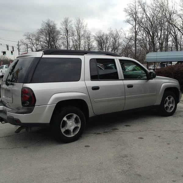 2006 Chevrolet Trailblazer Ext Ls 4dr Suv 4wd In Fort Wayne In