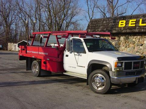 1993 GMC Sierra 3500HD for sale at BELL AUTO & TRUCK SALES in Fort Wayne IN