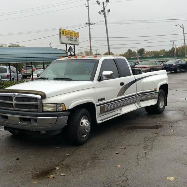1995 Dodge Ram Wagon 3500 Camshaft: 1996 Dodge Ram Pickup 3500 Laramie SLT 2dr Extended Cab LB