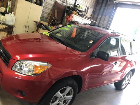 2006 Toyota RAV4 for sale at BELL AUTO & TRUCK SALES in Fort Wayne IN