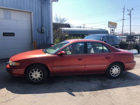 1997 Buick Century for sale at BELL AUTO & TRUCK SALES in Fort Wayne IN