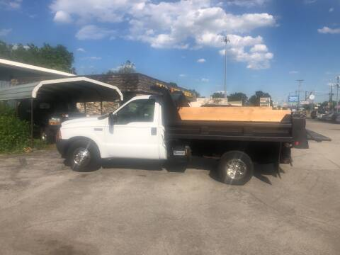 2001 Ford F-350 Super Duty for sale at BELL AUTO & TRUCK SALES in Fort Wayne IN