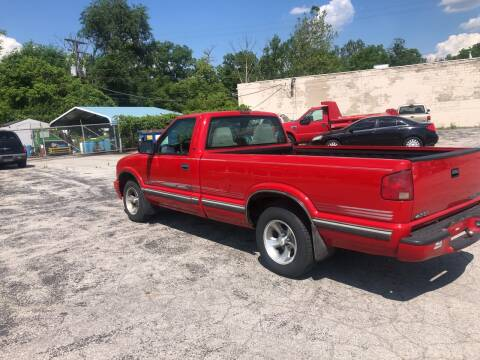 1999 Chevrolet S-10 for sale at BELL AUTO & TRUCK SALES in Fort Wayne IN