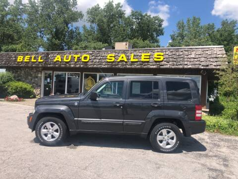 2011 Jeep Liberty for sale at BELL AUTO & TRUCK SALES in Fort Wayne IN