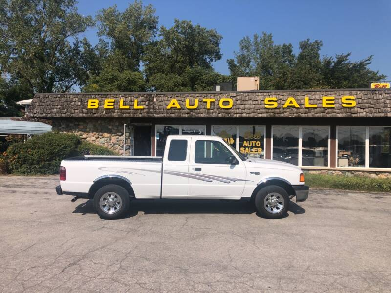 2004 Ford Ranger for sale at BELL AUTO & TRUCK SALES in Fort Wayne IN