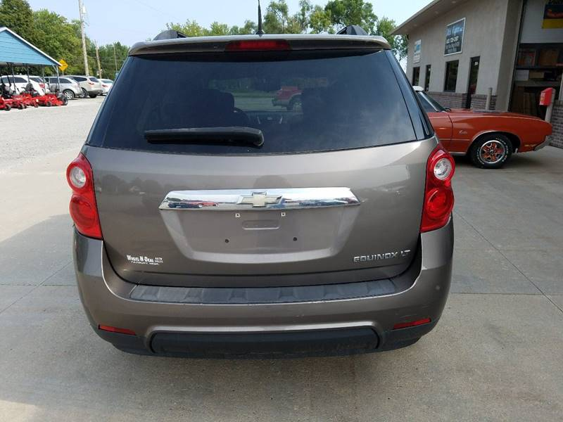 2010 Chevrolet Equinox LT 4dr SUV w/1LT - Fairbury NE