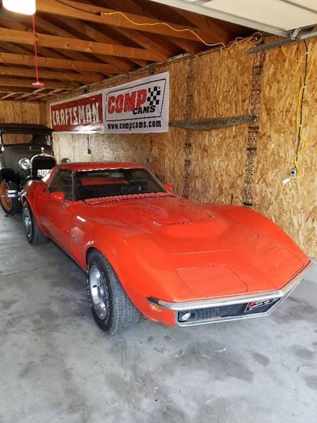 1969 Chevrolet Corvette Convertible - Fairbury NE