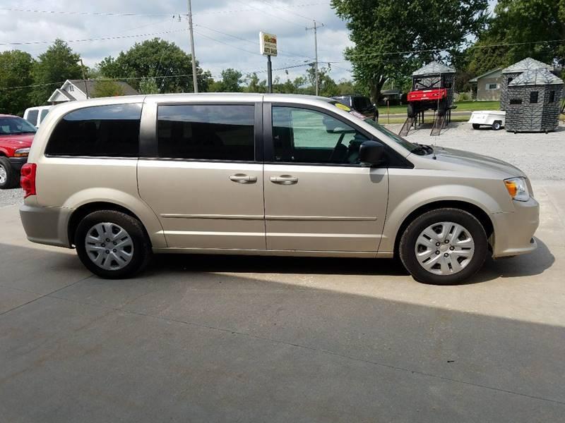 2014 Dodge Grand Caravan American Value Package 4dr Mini-Van - Fairbury NE
