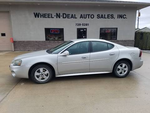 2006 Pontiac Grand Prix for sale in Fairbury, NE