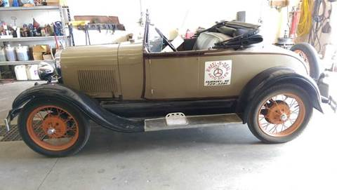 1928 Ford Model A for sale in Fairbury, NE