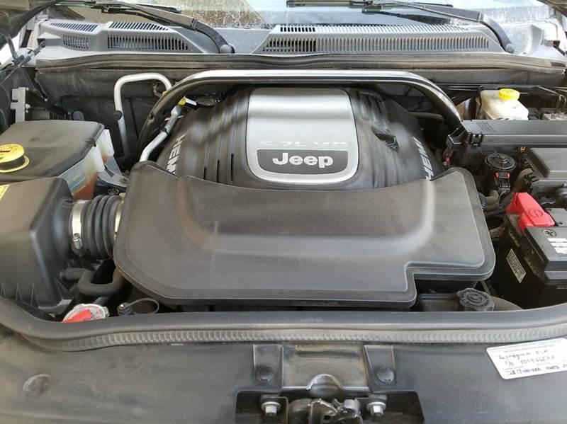 2007 Jeep Commander Overland 4dr SUV 4WD - Fairbury NE