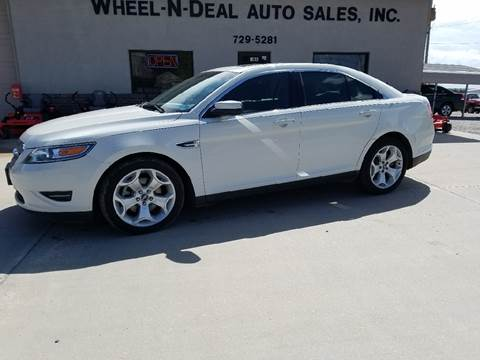 2011 Ford Taurus for sale in Fairbury, NE
