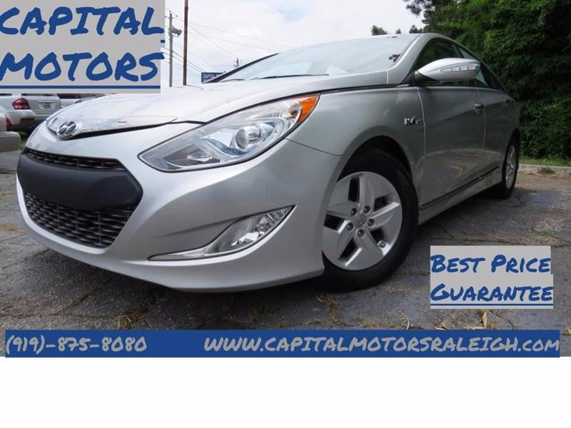 2011 Hyundai Sonata Hybrid Premium 4dr Sedan In Raleigh Nc