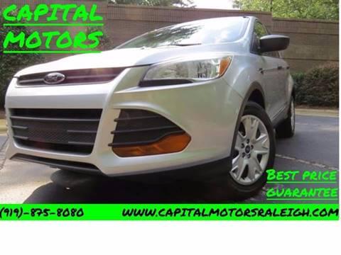 Capital Motors Used Cars Raleigh Nc Dealer