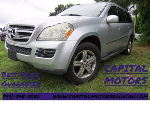 Mercedes Benz Gl Class For Sale In Raleigh Nc